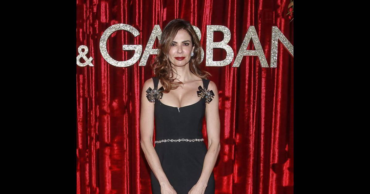 e7fbf44893cf8 Luciana Gimenez marcou presença na festa promovida pelos estilistas da Dolce    Gabbana para homenagear Anna Della Russo. Veja os looks das famosas!