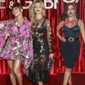 Veja os looks de Grazi Massafera, Sabrina Sato, Anitta e mais em festa D&G!