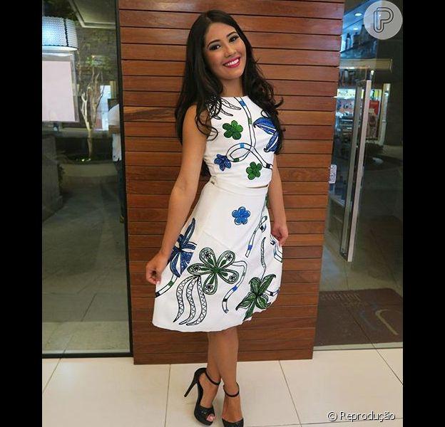 Saiba quem é Thaynara OG, celebridade do snapchat que conquistou os famosos