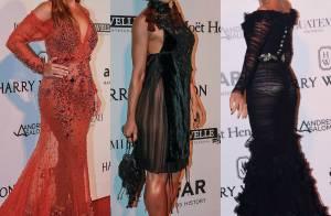 Ivete Sangalo, Sabrina Sato e Grazi Massafera brilham em baile de gala. Fotos!