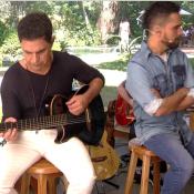 Luciano comenta boatos de fim da dupla com Zezé Di Camargo: 'Fofoqueiros'