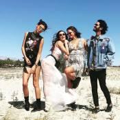 Bruna Marquezine curte Festival Coachella nos EUA ao lado de Thaila Ayala