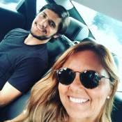 Mãe de Bruno Gissoni fala de Yanna Lavigne: 'Torço para que fiquem juntos'