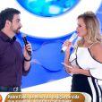 Em entrevista ao 'Programa da Eliana', padre Fábio de Melo revelou ter se tornado amigo de Luana