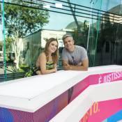 'Vídeo Show' estreia novo cenário, mas fãs pedem volta de Monica Iozzi: 'Troco'