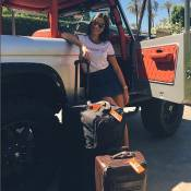 Bruna Marquezine deixa festival Coachella, na Califórnia: 'Infelizmente acabou'