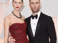 Adam Levine e Behati Prinsloo, grávida, passam bem após acidente de carro