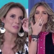 Maíra Charken será substituída por Giovanna Ewbank no comando do 'Vídeo Show'