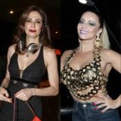 Luciana Gimenez, Viviane Araújo e Daniele Suzuki recusam posar nua na 'Playboy'