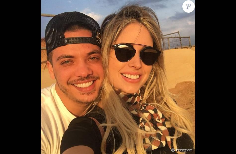 Mulher de Wesley Safadão, Thyane Dantas, é atacada no Instagram e exclui perfil: 'Amante!'