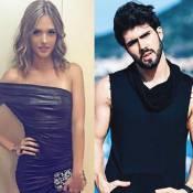 Juliano Laham se diz solteiro após fotos com Juliana Paiva: 'Carinho e respeito'