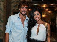 Felipe Roque concorda com Neymar e elogia namorada, Aline Riscado: 'Ela é linda'