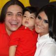 Wesley Safadão foi casado com a empresária Mileide Mihale por oito anos
