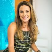Maíra Charken nega que será substituída por Ewbank no 'Vídeo Show': 'Surreal'