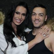 Gracyanne Barbosa e Belo lembram sexo em camarim e admitem nudes: 'Apagamos'