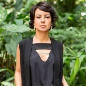 Andreia Horta ganha dublê em 'Liberdade' após torcer tornozelo durante gravação