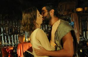 Novela 'Os Dez Mandamentos': Leila aceita o pedido de casamento de Gahiji