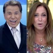 Silvio Santos elogia boa forma de Susana Vieira: 'Toma o mesmo remédio que eu'
