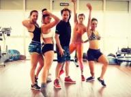 Juliana Paes e Deborah Secco exibem boa forma em aula de dança: 'Demais'. Vídeo!