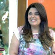 Fabiana Karla se sente mais bonita: 'Já pesei 60 kg, mas me sinto melhor agora'
