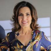 Fátima Bernardes comemora milésima edição do programa: 'E que venha 2 mil'