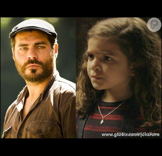Pérola (Mel Maia) sonha com uma explosão que acontece na fundição Hauser, Toni (Thiago Lacerda) é vítima e fica entre a vida e a morte, em 'Joia Rara'
