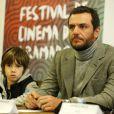 Rodrigo é pai de Rafael, de 5 anos, fruto do seu casamento de sete com Betty Baumgarten