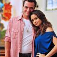 Rodrigo Lombardi protagonizou 'Salve Jorge' ao lado de Nanda Costa