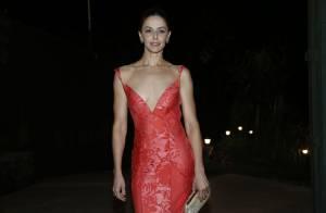 Bianca Rinaldi diz sobre sua boa forma: 'Gosto do meu corpo sequinho'