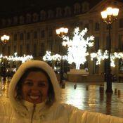 Regina Casé viaja a Paris com a filha, Benedita, e o namorado da jovem, João