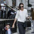 Orlando Bloom e Miranda Kerr são pais de Flynn, de dois anos