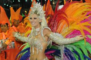 Antonia Fontenelle vai desfilar no Carnaval carioca em 2014: 'Voltando à vida'