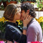 Bento e Amora juntos no fim de 'Sangue Bom': veja momentos românticos do casal