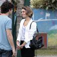 O amor de Bento (Marco Pigossi) e Amora (Sophie Charlotte) conquistou muitos fãs em 'Sangue Bom'