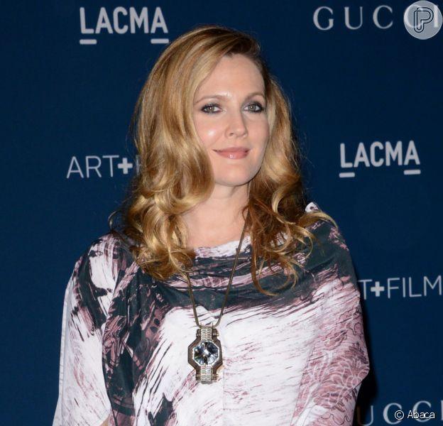 Drew Barrymore se considera abençoada por estar grávida do segundo filho: 'É sempre tão surreal, é incrível'