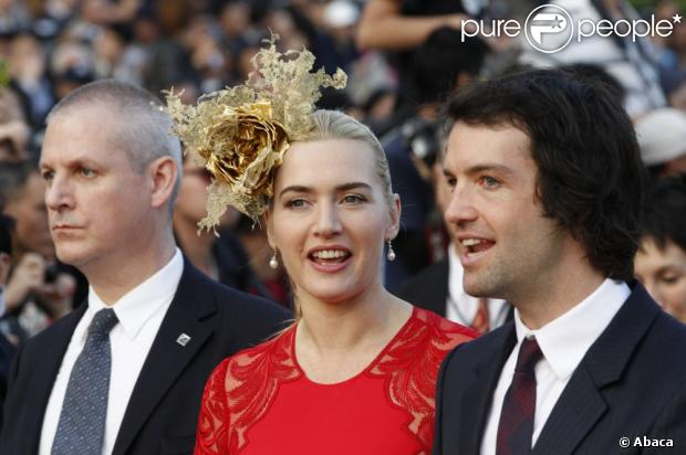 Kate Winslet e Ned Rocknroll se casam em cerimônia secreta em 2012
