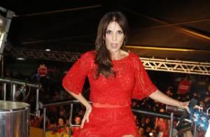 Ivete Sangalo repete vestido e arrasa em micareta em Minas Gerais