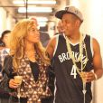 Os cantores Beyoncé e Jay-Z, casados há 5 anos, estão trabalhando seus problemas conjugais para evitar uma possível separação