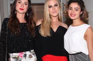 Thaila Ayala vai passar férias em NY com Sophie Charlotte e Fiorella Mattheis