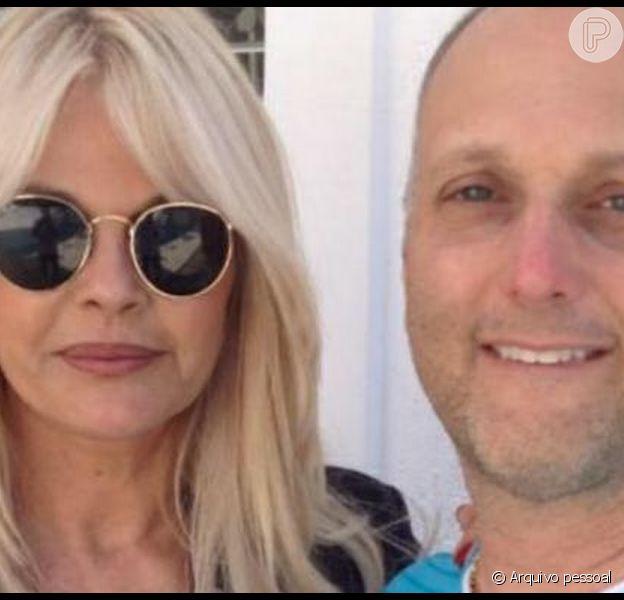 Acabou o namoro de Monique Evans com o jornalista Bruno Voloch (18 de novembro de 2013)
