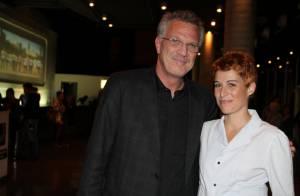 Namoro de Pedro Bial e Roberta Ferro chega ao fim depois de dois anos juntos