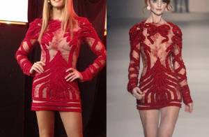 Fernanda Lima usa look transparente no 'Amor & Sexo' desta noite; veja fotos