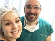 Ex-BBB Cacau vibra com resultado de cirurgia plástica: 'Agora tenho peito'
