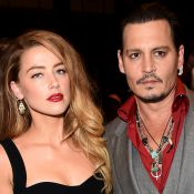 Johnny Depp pagará R$ 22 milhões à ex-mulher Amber Heard em acordo de divórcio