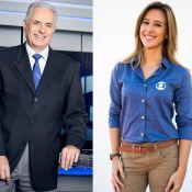 Rio 2016: William Waack e Cris Dias se desentendem ao vivo no 'Jornal da Globo'