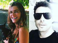 Cauã Reymond viaja para Portugal e encontra namorada, Mariana Goldfarb: 'Sintra'