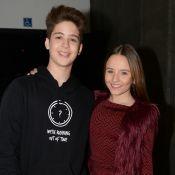 Larissa Manoela e João Guilherme Ávila curtem show de Luan Santana. Veja fotos!