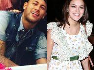 Neymar e Bruna Marquezine se reaproximaram em festa julina de Luciano Huck