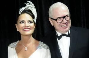 Luiza Brunet está organizando festa de aniversário de 60 anos para o namorado