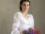 Novela 'Êta Mundo Bom!': veja fotos do vestido de noiva de Mafalda